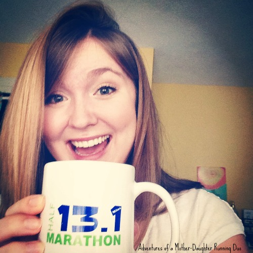 The only thing we maybe love more than half marathons is coffee.