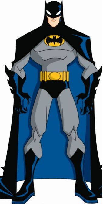 Source- http://batman.wikia.com/wiki/Batman_(The_Batman)