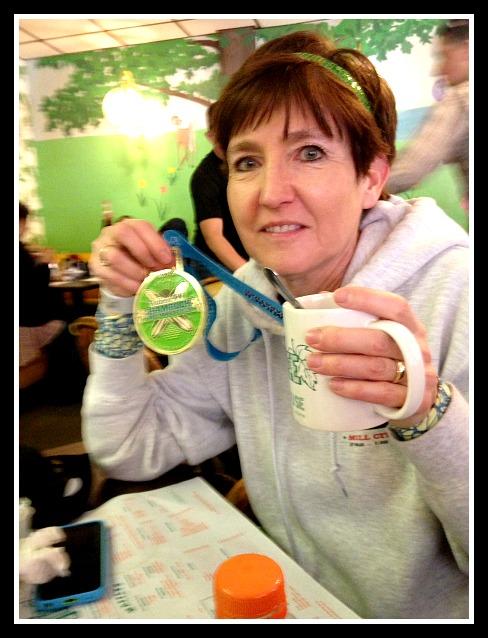New medal!