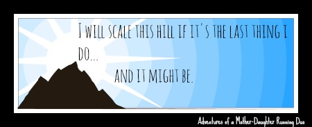scale this hill