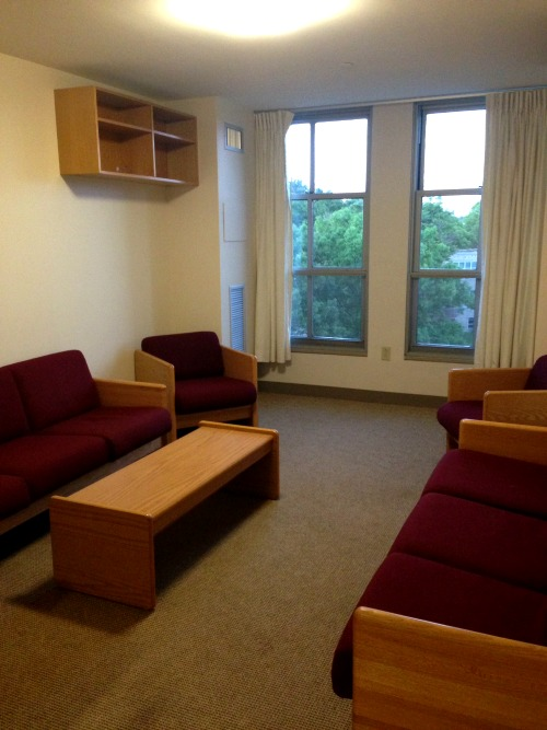 Our common room area