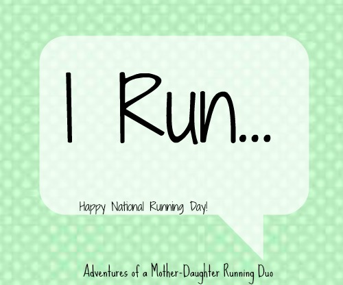 I run