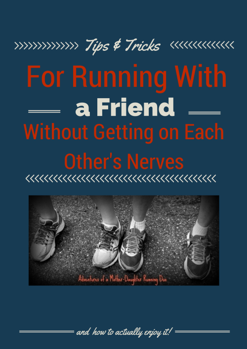 Tips for Running with Someone
