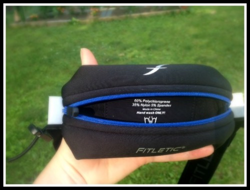 Fitletic Fuel Belt with pockets