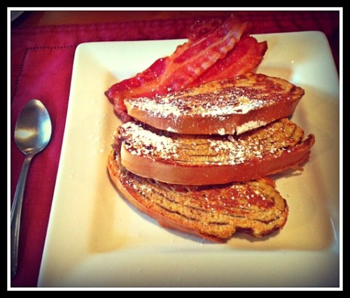 French Toast from the White Horse Inn