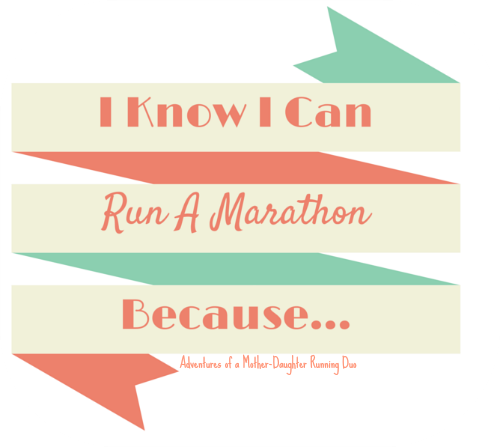 Reasons to feel confident going into a marathon