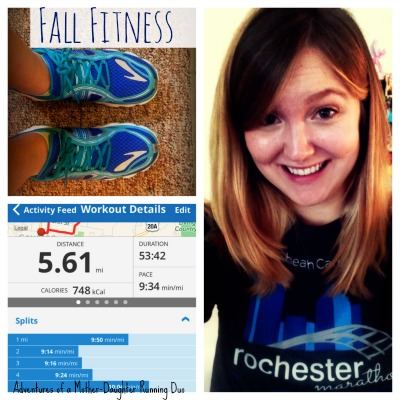 Fall Fitness Challenge and Linkup