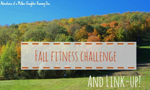 Fall Fitness Challenge and Link-Up
