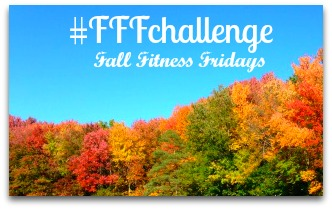 #FFFchallenge. Fall Fitness Fridays