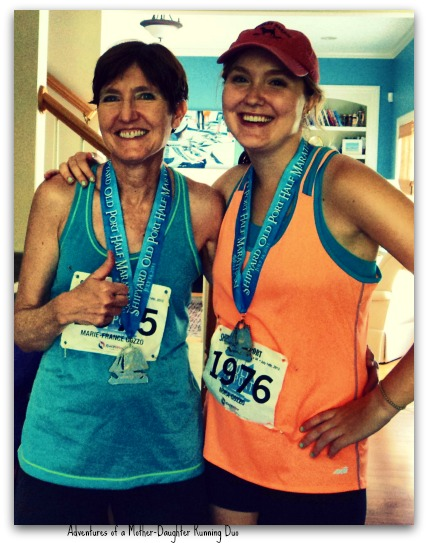 Adventures of a Mother-Daughter Running Duo