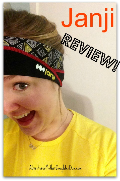 Review of Janji. Adventures of a Mother-Daughter Running Duo