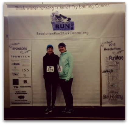Resolution Run To Kick Cancer