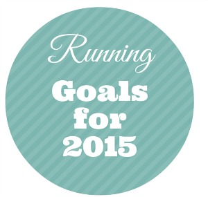Running Goals for 2015